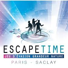 Escape Time Saclay