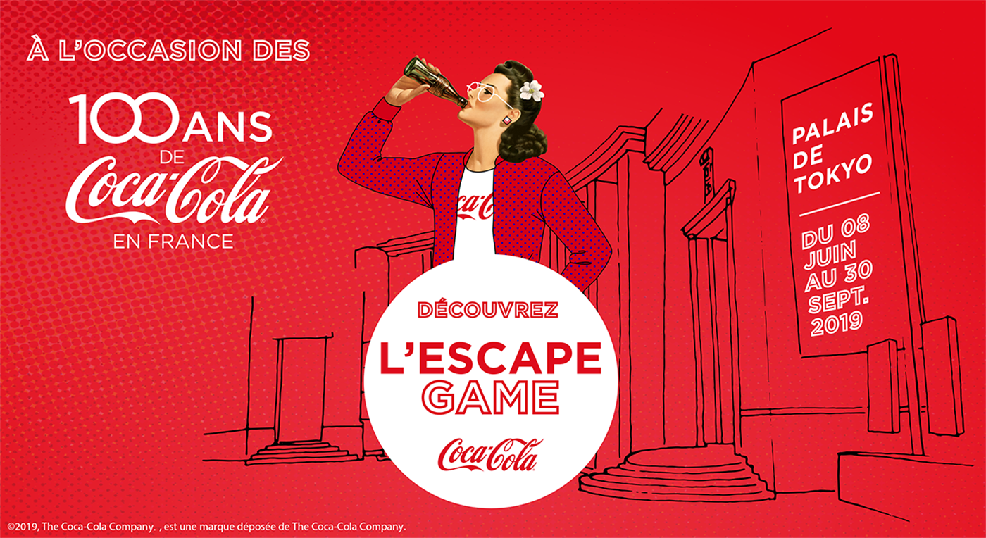 Escape Game Coca Cola