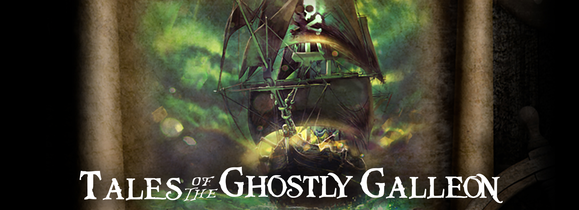 Tales of the Ghostely Galeon : Break the curse of the Banshee Buccaneer