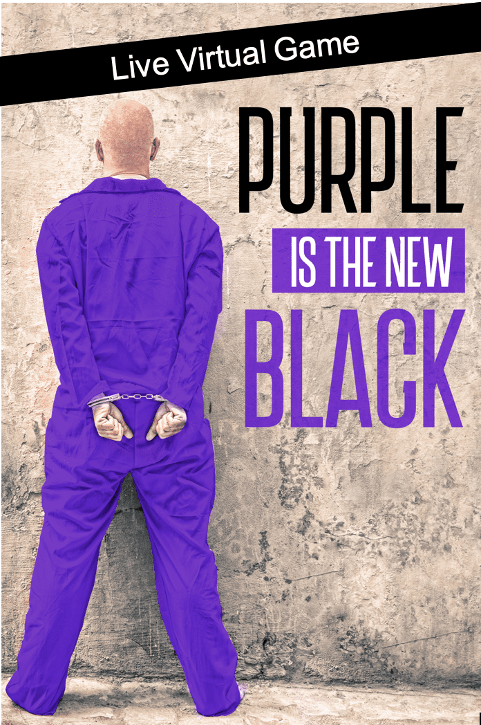 Purple is the new black