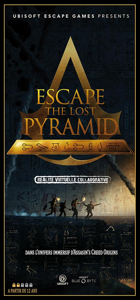 The lost Pyramid VR