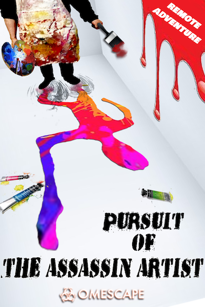 Pursuit of the Assassin Artist
