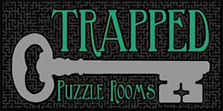Trapped Puzzle Rooms