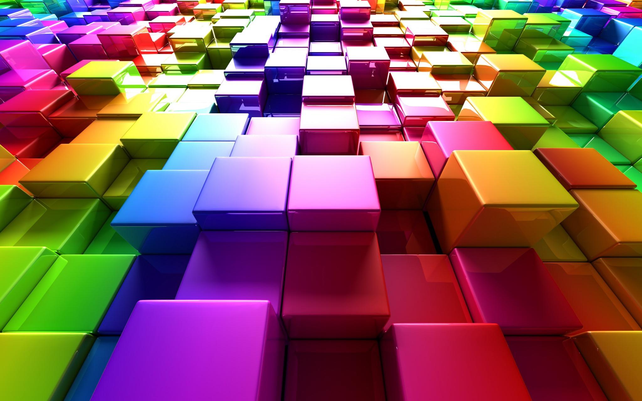 Le monde des Cubes
