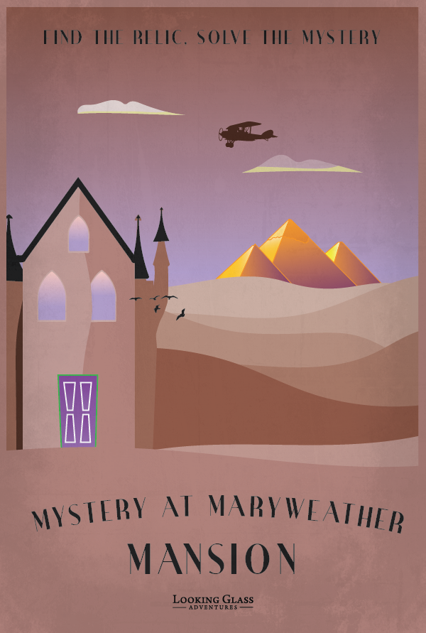 Mystery at Maryweather Mansion