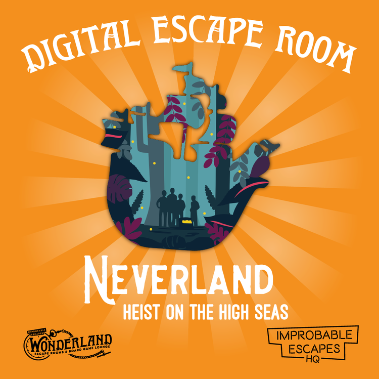 Neverland: Heist on the High Seas